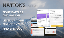 Nations - Units and loot
