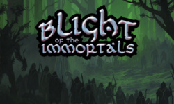 Blight of the Immortals browser game