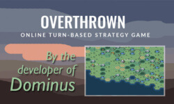 Overthrown strategy turn-based BBG