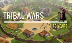 Tribal Wars 13 years