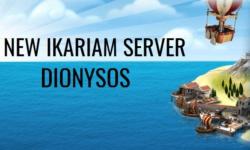 Ikariam new server