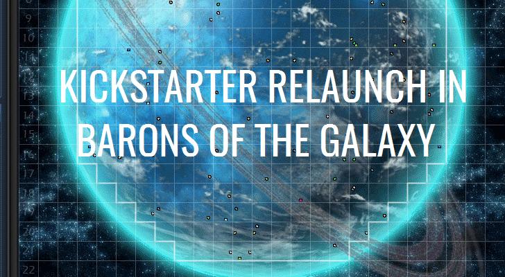 Kickstarter relaunch