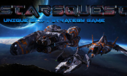 StarsQuest - unique SciFi strategy game
