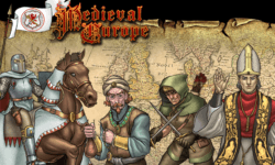 Jdemolay - New Medieval Europe server
