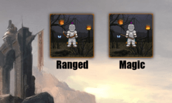 Manapot Ranged Magic