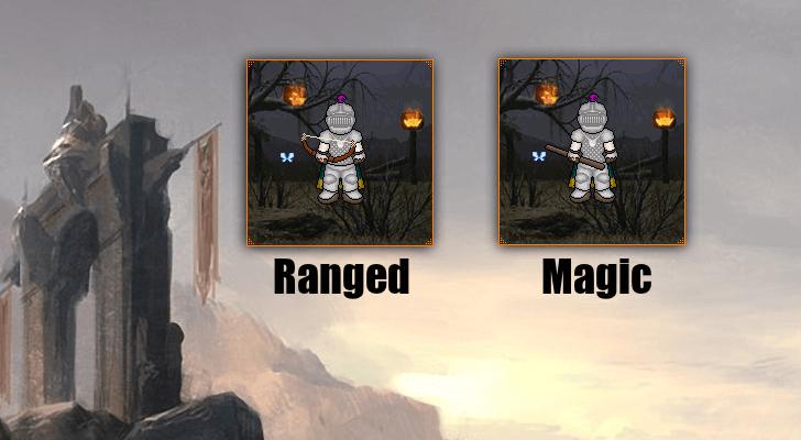 Manapot Ranged Magic
