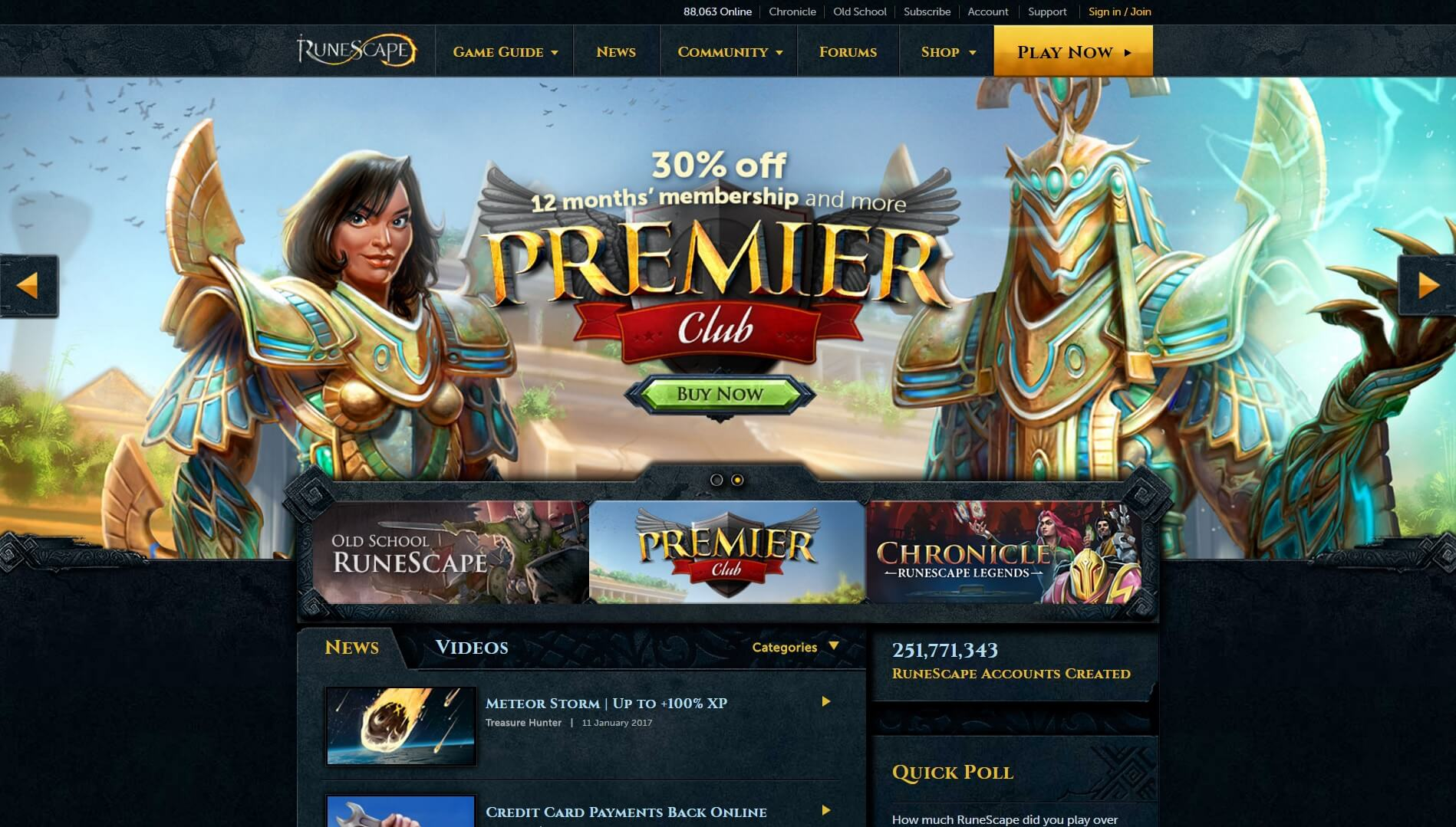 10 Games Like RuneScape That You Can t Afford to Miss in