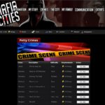 Mafia Cities Game