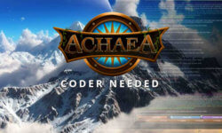 Achaea coder needed