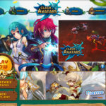 Clash of Avatars - Anime style 3D mmorpg