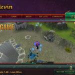 Eldevin - browser based 3D fighting MMORPG