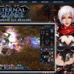 Eternal Chaos Online - 3D browser MMORPG
