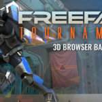 Freefall Tournament - 3D browser MMOFPS