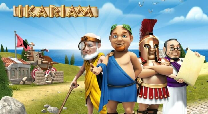 Ikariam's latest server - Eunomia