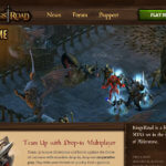 KingsRoad - Online action RPG