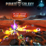 Pirate Galaxy - 3D space themed SciFi browser MMORPG
