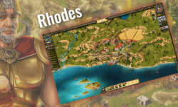 New Grepolis server Rhodes