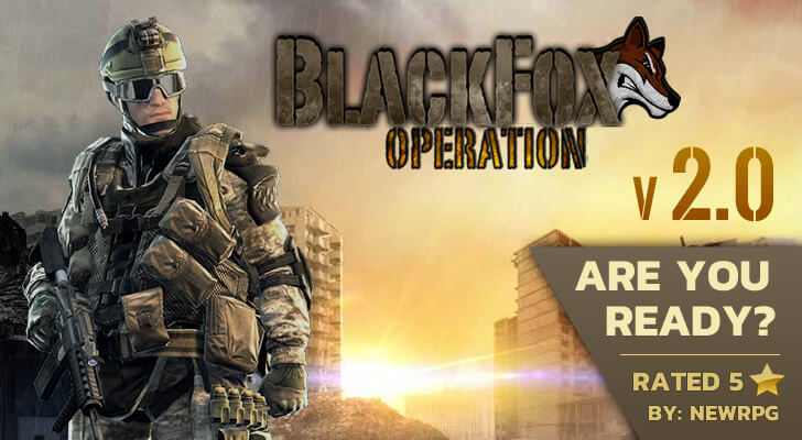 blackfox operation v2