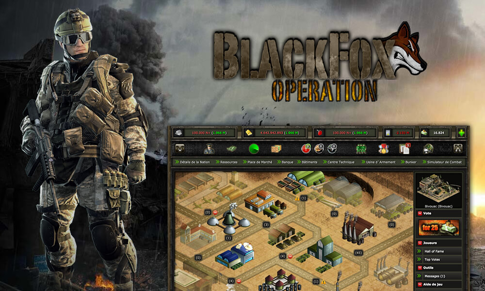BlackFOX Operations