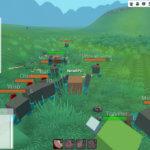 Hordes.io - MMORPG type io game