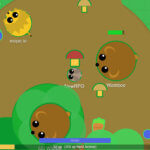 Mope.io - animal evolve