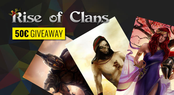 Rise of Clans giveaway