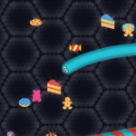 Wormate IO snake game