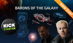 Barons of the Galaxy live 2017