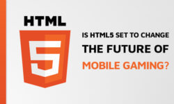 HTML5 the future of mobile gaming