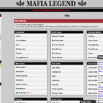 mafia legend