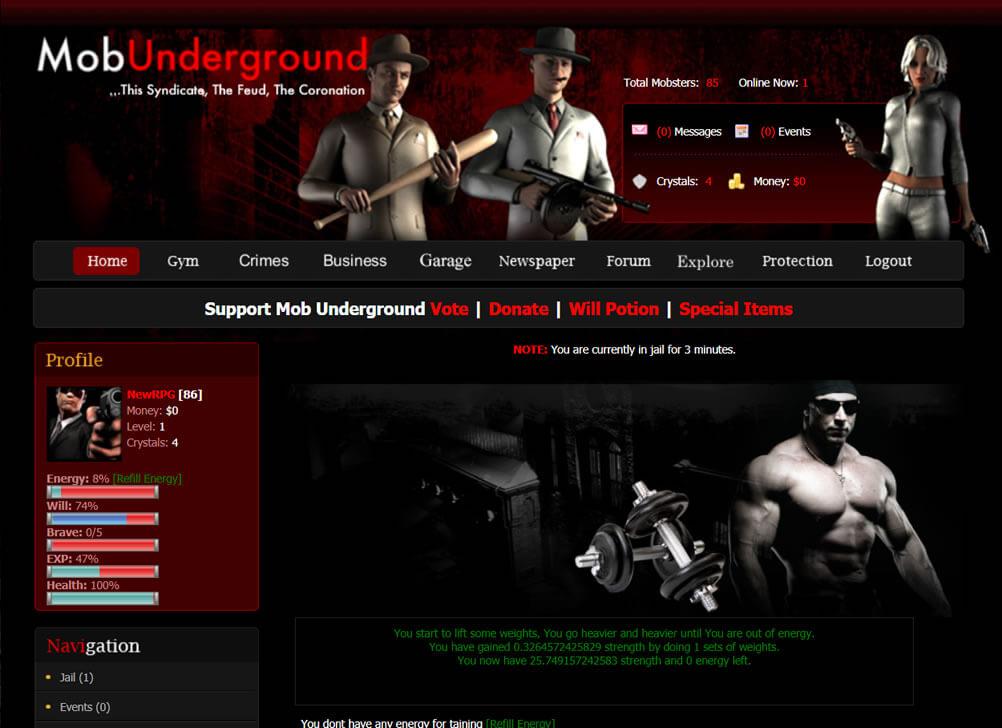 Mob Underground