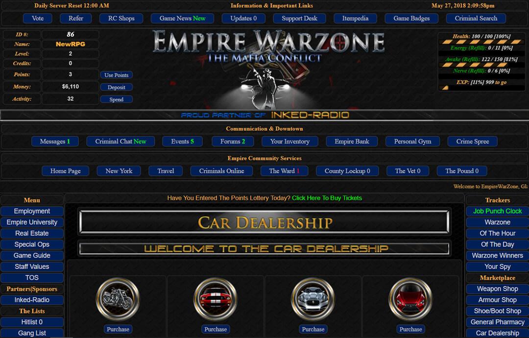 Empire Warzone