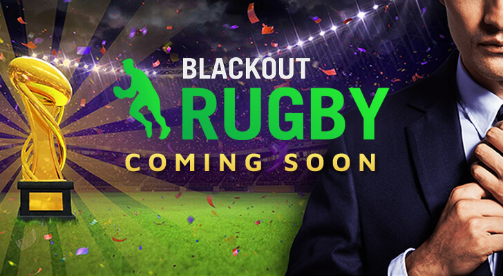 New Blackout Rugby version