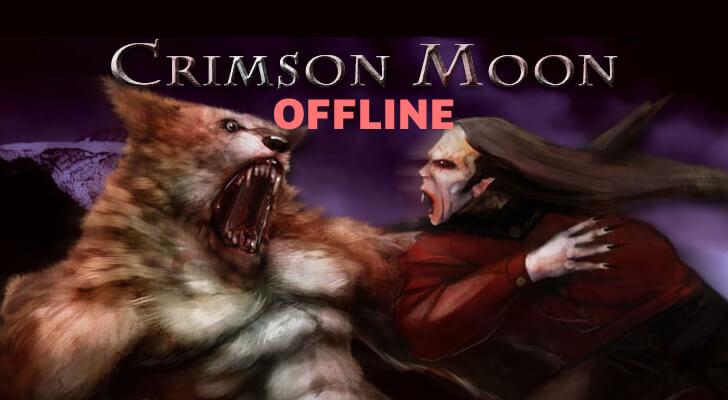 Crimson Moon Offline