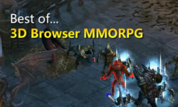 Best of 3D browser MMORPG
