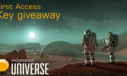 prosperous universe giveaway