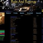 Ruin and Revenge