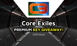 Core Exiles Premium Key Giveaway