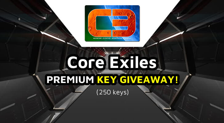 Core exiles giveaway