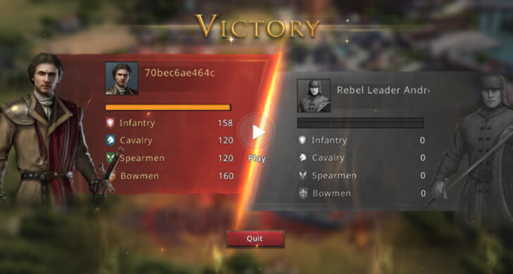 Game of Thrones PvP and PvE