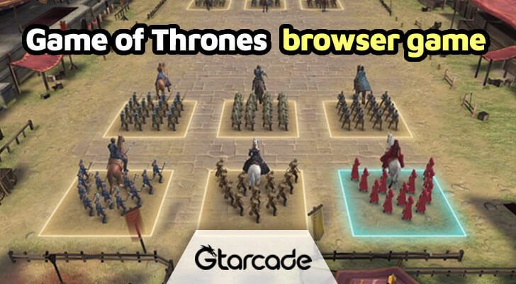 Game Of Thrones Browser