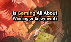 Is Gaming All About Winning or Enjoyment?