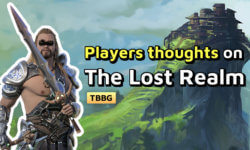 Players thoughts on The Lost Realm