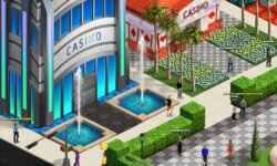 Online Casino MMORPG browser game