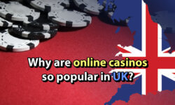 Why are online casinos so popular in UK?