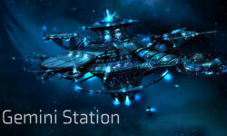 Gemini Station - A text-based game in disguise