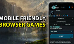 mobile friendly browser games