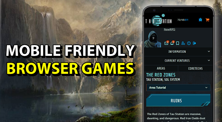 Mobile Friendly Games